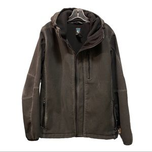 Kuhl Men's Vintage Patina Jacket Coat Large L
